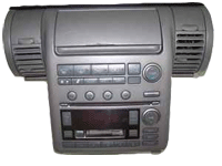 infiniti 03 to 05 radio CD Changer G35