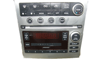 infiniti G35 radio cd changer 05 to 07