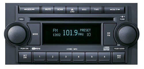 Chrysler radio cd 0509117AE