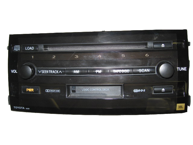 toyota navigation stereo cd dvd changer repair. Black Bedroom Furniture Sets. Home Design Ideas