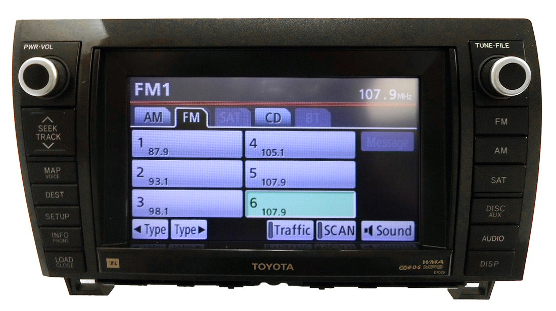 toyota tundra 2012 toyota navigation stereo cd dvd changer repair GMC Wiring Schematics at bayanpartner.co